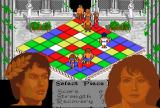 Powerplay: The Game of the Gods Amiga The white squares teleport.