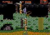 Ghouls 'N Ghosts Genesis a close call