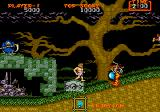 Ghouls 'N Ghosts Genesis kinda cold out here...