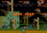 Ghouls 'N Ghosts Genesis That's the last time I come here!