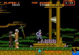Ghouls 'N Ghosts Genesis really big choppy thing