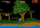 Ghouls 'N Ghosts Genesis that's right buddy, keep moving!