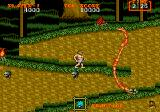 Ghouls 'N Ghosts Genesis Evil tentacle thing