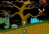 Ghouls 'N Ghosts Genesis One of the other weapons that come in real handy