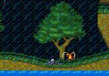 Ghouls 'N Ghosts Genesis I know I needed a shower, but this is crazy!