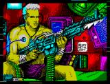 A.M.C.: Astro Marine Corps ZX Spectrum Title Screen