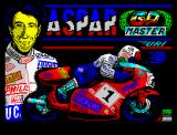 Grand Prix Master ZX Spectrum Title Screen