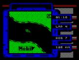 Grand Prix Master ZX Spectrum Crossing the curve in solitary