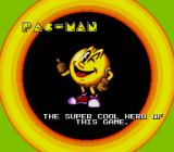 Pac-Man 2: The New Adventures Genesis Cool he is