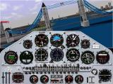 Microsoft Flight Simulator 98 Windows London Bridge