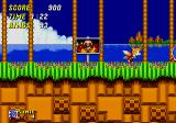 Sonic the Hedgehog 2 Genesis Tails comes in second