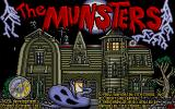 The Munsters Amiga Loading screen.