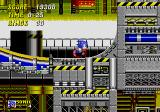 Sonic the Hedgehog 2 Genesis Rolling around