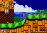 Sonic the Hedgehog 2 Genesis Mind those traps and save up those rings