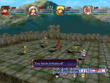 Grandia II Windows Depending up on your timing and approach, you'll have the initiative in the battle, or be surprised by the enemy attack