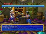 Grandia II Windows Arm wrestling, one of the minigames, and little awkward to play on the keyboard