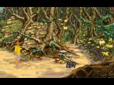Broken Sword: The Smoking Mirror Windows George versus wild boar... my money's on wild boar
