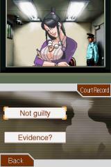 Phoenix Wright: Ace Attorney - Justice for All Nintendo DS You will be able to communicate with Mia Fey throughout most of cases. Her cleavage seems to be getting bigger despite her being dead for over a year. What gives?