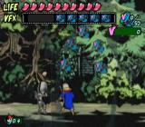 Viewtiful Joe GameCube The first level; fighting an enemy