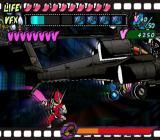 Viewtiful Joe GameCube Take out this helicopter!
