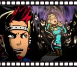 Viewtiful Joe GameCube Cutscene: what will happen to Joe's girlfriend?