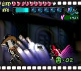 Viewtiful Joe GameCube Look out, incoming bullet!