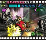 Viewtiful Joe GameCube Using visual effects to defeat enemies