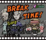 Viewtiful Joe GameCube Save, power up, or continue?