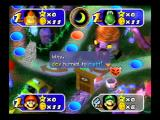 Mario Party 2 Nintendo 64 Apparently I landed on the day-night switch