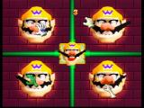 Mario Party 2 Nintendo 64 Mini game: make the face match the one in the middle of the screen