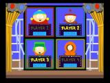 South Park: Chef's Luv Shack Nintendo 64 Character selection
