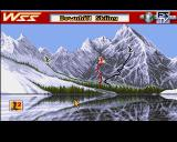 Winter Supersports 92 Amiga Before skiing you may choose difficulty level of the route.