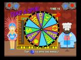 South Park: Chef's Luv Shack Nintendo 64 Spin the wheel