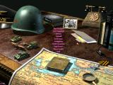 Panzer General III: Scorched Earth Windows Main menu