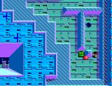 Maze Hunter 3-D SEGA Master System Destroy the red ball to get a special attack