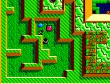 Maze Hunter 3-D SEGA Master System Jungle Area