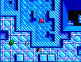 Maze Hunter 3-D SEGA Master System Ice Area