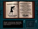 Nancy Drew: The Haunted Carousel Windows Select Junior / Senior Detective depending upon your experience or preference
