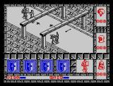 El Cid ZX Spectrum First game contact