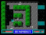 Humphrey ZX Spectrum Starting level