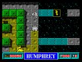 Humphrey ZX Spectrum You have avoided a squirrel without problems