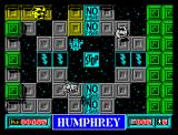 Humphrey ZX Spectrum ...so short, try it another time