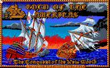 Gold of the Americas: The Conquest of the New World Amiga Loading screen.