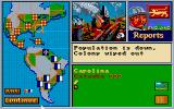 Gold of the Americas: The Conquest of the New World Amiga A colony was wiped out.