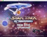Star Trek: 25th Anniversary Macintosh Main title