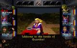 Wizardry: Crusaders of the Dark Savant DOS A Mysterious Woman Introduces Herself