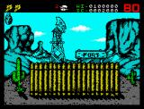 Hammer Boy ZX Spectrum An Indian taking our flag