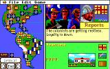 Gold of the Americas: The Conquest of the New World Apple IIgs Disloyal colonists may rebel and declare independence.