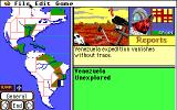 Gold of the Americas: The Conquest of the New World Apple IIgs The Venezuela expedition vanishes without a trace.
