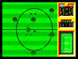 Emilio Butragueño ¡Fútbol! ZX Spectrum The match begins now!